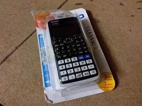 Lot 105 CASIO FX-991EX CALCULATOR
