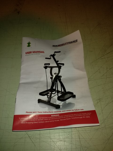 Lot 6080 MINI MULTI GYM FULL BODY MOBILITY WORKOUT TRAINER