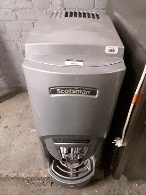 Lot 9043 SCOTSMAN ICE DISPENSER
