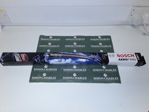 Lot 4020 SET OF BOSCH AEROTWIN A 928 S WINDSCREEN WIPERS