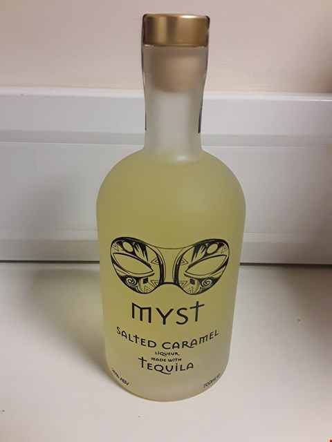 Lot 1361 MYST SALTED CARAMEL TEQUILA 70CL