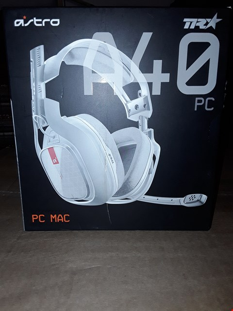 Lot 8074 ASTRO GAMING A40TR HEADSET