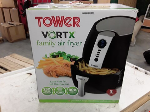 Lot 3010 TOWER VORTX AIR FRYER