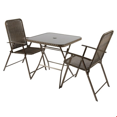 Lot 2042 BOXED GRADE 1 ROMA SET OF 4 DINING CHAIRS ( 1 BOX )
