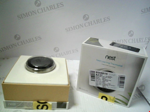 Lot 15960 NEST LEARNING THERMOSTAT