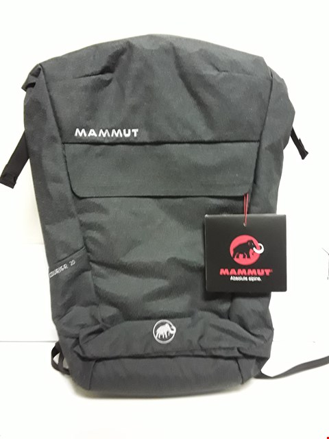 Lot 6499 MAMMUT XERON COURIER 20 BACKPACK IN GREY