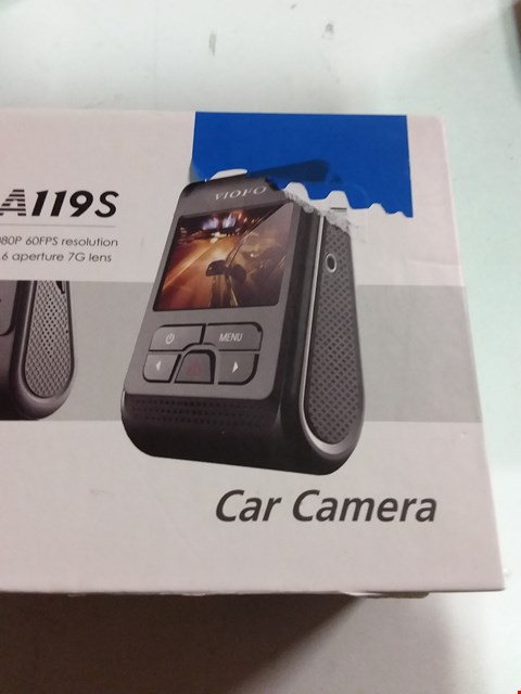 Lot 12048 VIOFO A119S CAR CAMERA