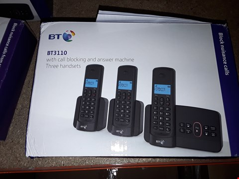 Lot 353 GRADE 1 BY 3110 CORDLESS DIGITAL TELEPHONE  RRP £75