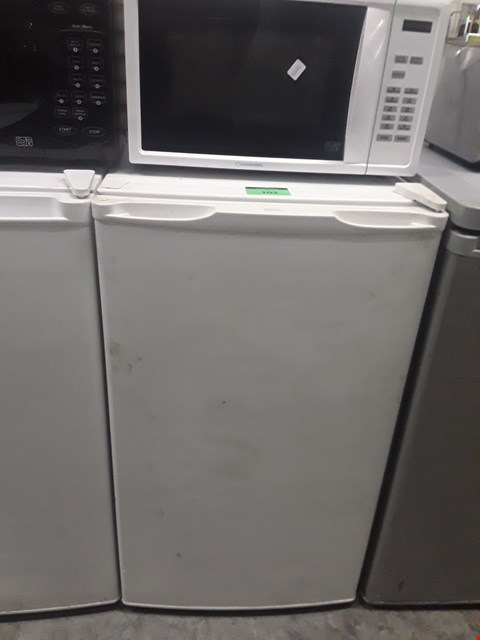 Lot 103 WHITE UNDER COUNTER FRIDGE