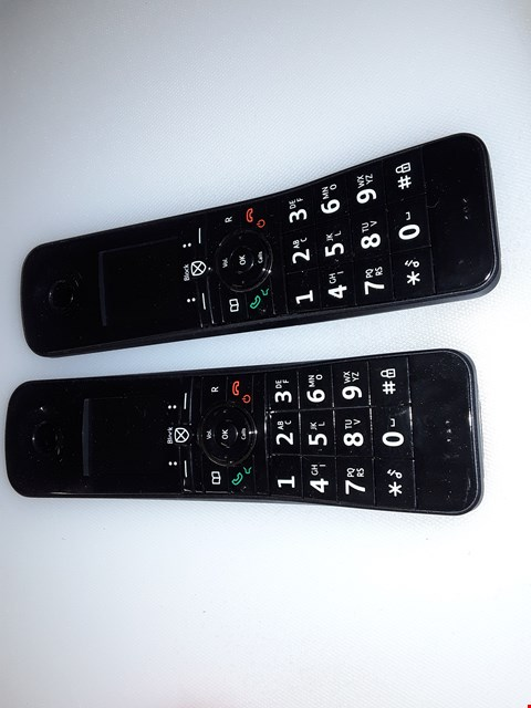 Lot 245 Bt PREMIUM TWIN PHONE