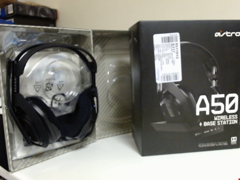 Lot 15412 ASTRO GAMING A50 WIRELESS GAMING HEADSET