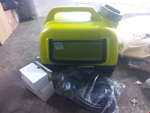 Lot 548 BOXED SJ PORTABLE WASHER