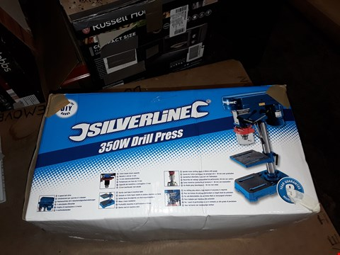 Lot 1084 SILVERLINE 350W DRILL PRESS
