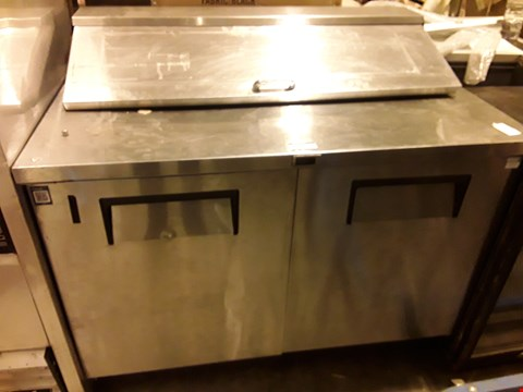 Lot 3055 TRUE COUNTER FRIDGE WITH TOP ACCESS