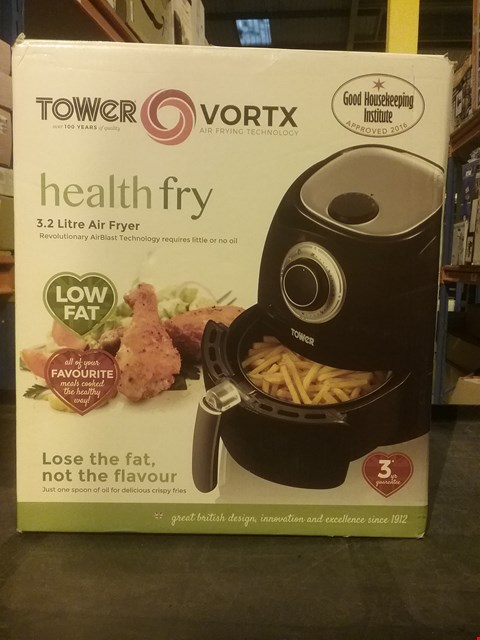 Lot 4013 TOWER HEALTH FRY 3.2L AIR FRYER