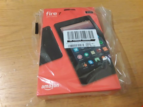 "Lot 114 BOXED AMAZON FIRE 7"" TABLET WITH ALEXA RRP £79"