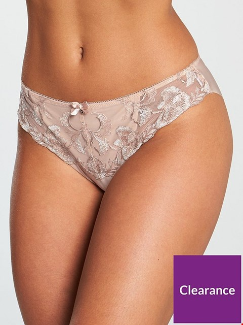 Lot 3700 BRAND NEW FANTASIE ANGELINA BRIEF - CAPPUCCINO SIZE XS