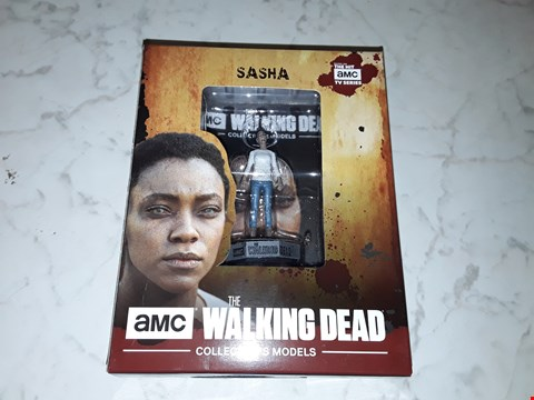 Lot 212 BOXED THE WALKING DEAD SASHA COLLECTORS DOLL