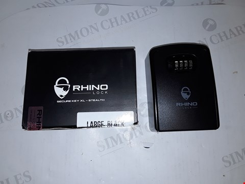 Lot 4246 BOXED RHINO LOCK BOX