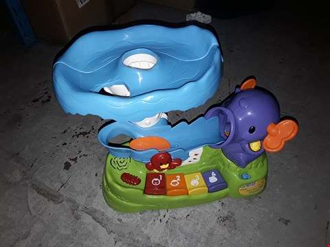 Lot 370 BOXED GRADE 1 VTECH POP AND PLAY ELEPHANT RRP £44.99