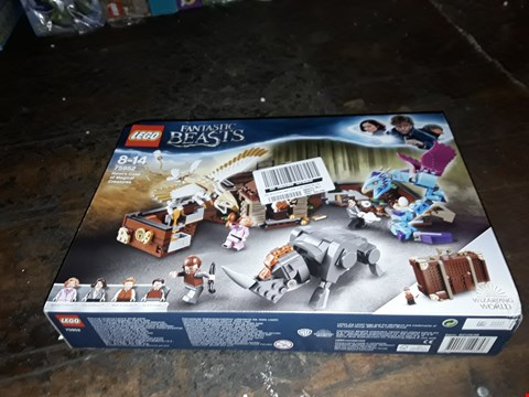 Lot 4080 LEGO FANTASTIC BEASTS  RRP £45.00