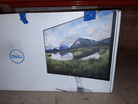 Lot 196 DELL S2419H 24 INCH FHD IPS LED-BACKLIT LCD MONITOR