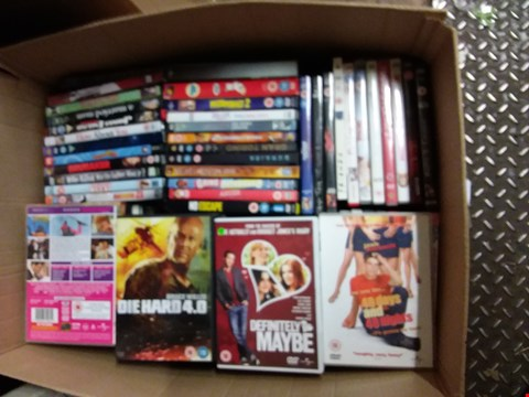 Lot 211 A LARGE QUALITY OF ASSORTED MEDIA ITEMS