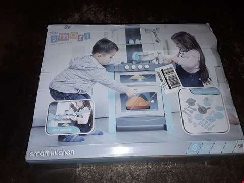 Lot 4546 PLAY SMART KITCHEN RRP £49.00