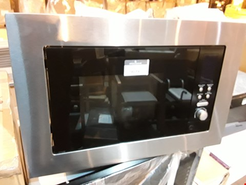 Lot 9078 UNBOXED COOKE & LEWIS INTEGRATED COMBI MICROWAVE CLBMISS-C