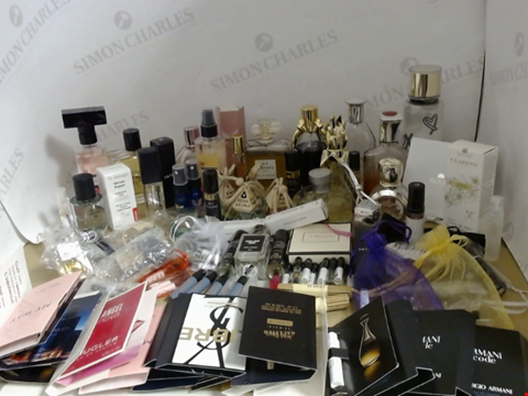 Lot 5639 QUANTITY OF APPROXIMATELY 50 ASSORTED HEALTH AND BEAUTY PRODUCTS TO INCLUDE CHANEL NO5, JO MALONE AND CLARINS