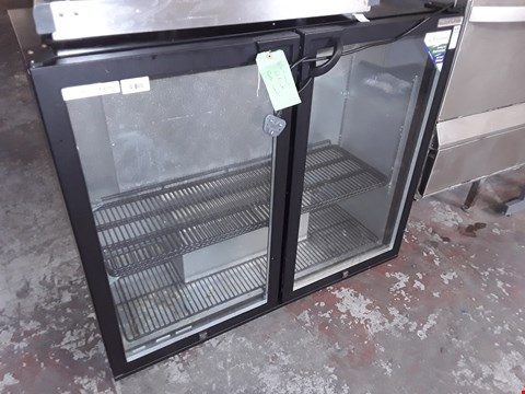 Lot 84 AUTONUMIS DOUBLE DOOR BOTTLE FRIDGE
