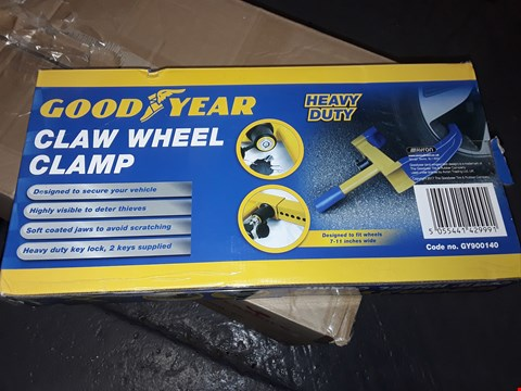 Lot 5022 GOOD YEAR WHEEL CLAMP