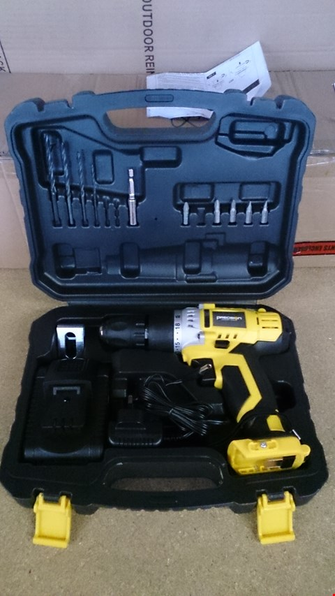 Lot 2358 144V LITHIUM ION CORDLESS DRILL  RRP £50.00