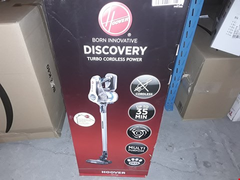 Lot 2384 HOOVER DISCOVERY PETS VACUUM CLEANER
