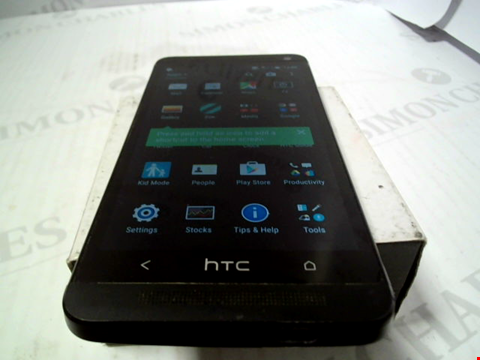 Lot 6098 HTC ONE 32GB ANDROID SMARTPHONE