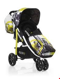 Lot 12 BOXED KOOCHI BROOKLYN PUSHMATIC PUSHCHAIR