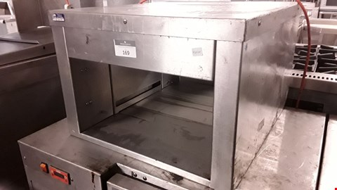 Lot 73 COUNTER TOP HEATED PASS THROUGH HOLDING UNIT