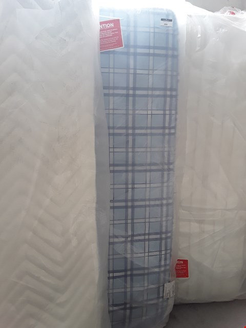 Lot 300 DESIGNER BAGGED 90CM AIRSPRUNG ALEX MATTRESS