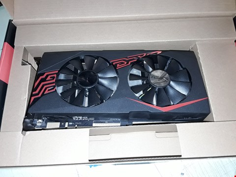 Lot 58 ASUS GEFORCE RX570 GRAPHICS CARD