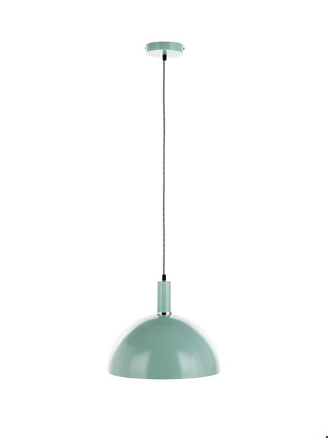 Lot 62 BRAND NEW BOXED ALVA CEILING PENDANT MINT (1 BOX) RRP £39.99