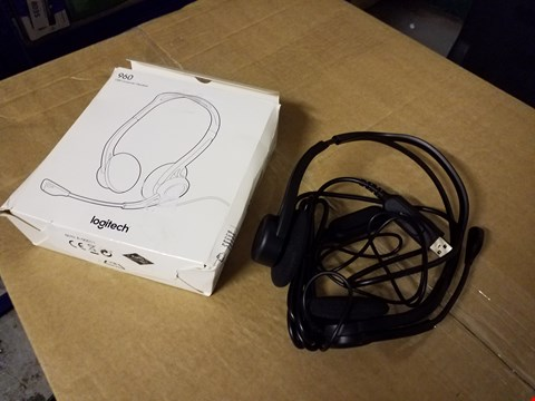 Lot 8093 LOGITECH PC HEADSET 960 USB