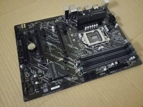 Lot 8021 GIGABYTE Z370P D3 ULTRA DURABLE MOTHERBOARD