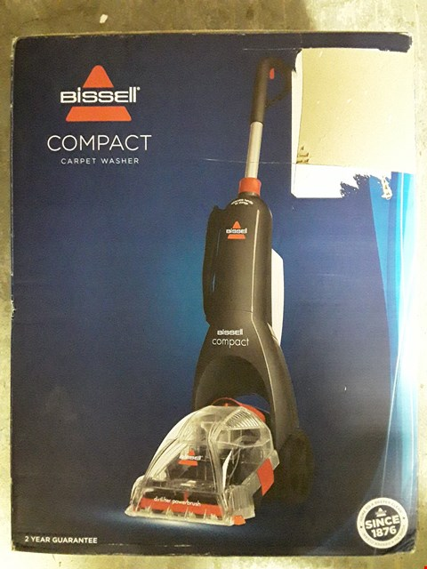 Lot 329 BISSELL INSTACLEAN COMPACT 48X4E