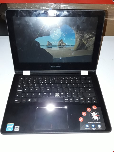 Lot 490 LENOVO YOGA 300 LAPTOP
