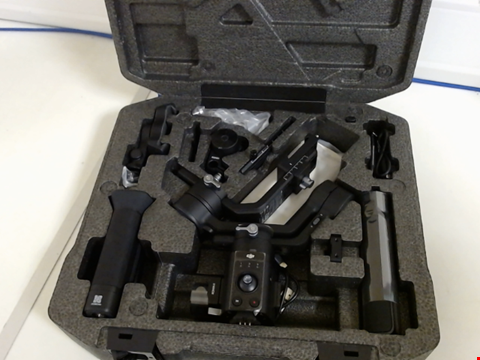 Lot 15327 DJI RONIN-SC - PRO COMBO GIMBAL KIT WITH 3-AXIS PROFESSIONAL PORTABLE STABILIZER