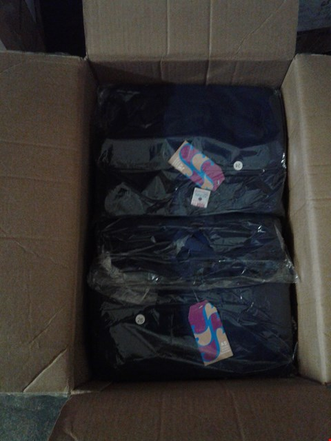 Lot 1467 A BOX OF APPROXIMATELY 50 GIRL'S SWEATSHIRTS - NAVY