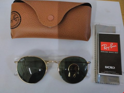Lot 1594 RAY BAN STYLE GLASSES WITH CASE