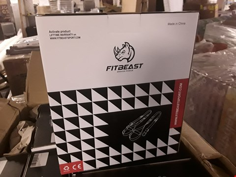 Lot 13011 BOXED FITBEAST BANDS