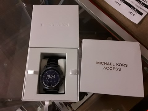 Lot 7204 BRAND NEW MICHAEL KORS ACCESS GRAYSON SMART WATCH RRP £459