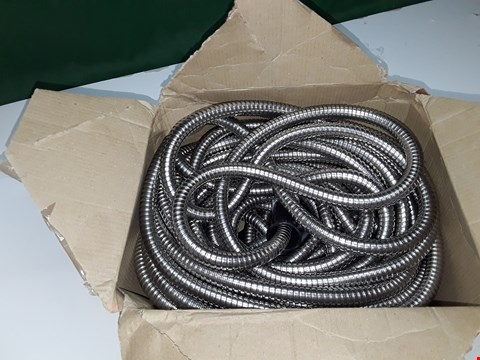 Lot 299 STAINLESS STEEL HOSE  - 75FT
